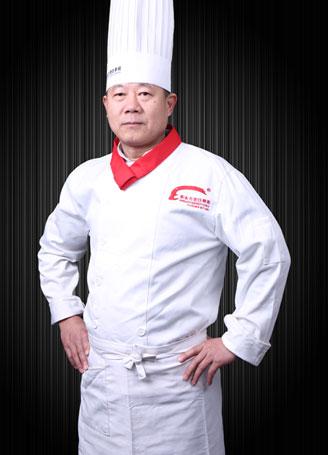 中式烹调高级技师刘建军