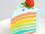 彩虹蛋糕技术培训