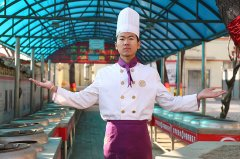 烹饪精英刘超:我努力,是因为
