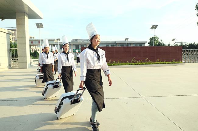 山西新东方烹饪学校五重就业保