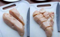 芝士培根鸡肉卷做法