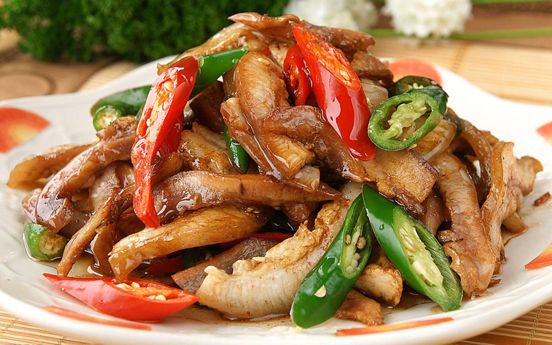 国民川菜回锅肉,家常做法一看