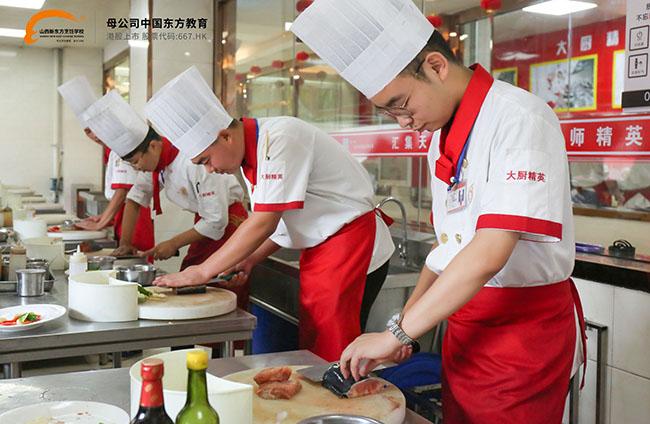 厨师适合哪个年龄阶段的人来学