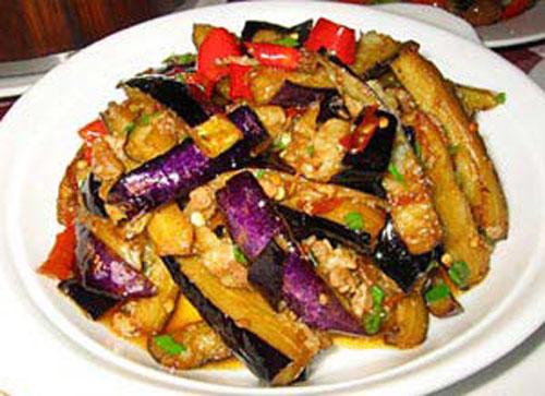 新东方网上报名_红烧茄子-烹饪学堂-山西新东方烹饪学校