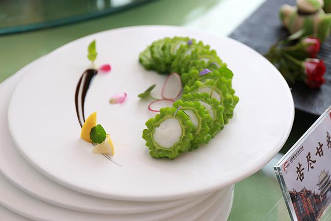 美食雕刻简单步骤图