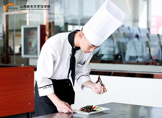 2018年初高中毕业学厨师怎么样