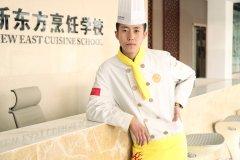 厨师的一生就像一道菜