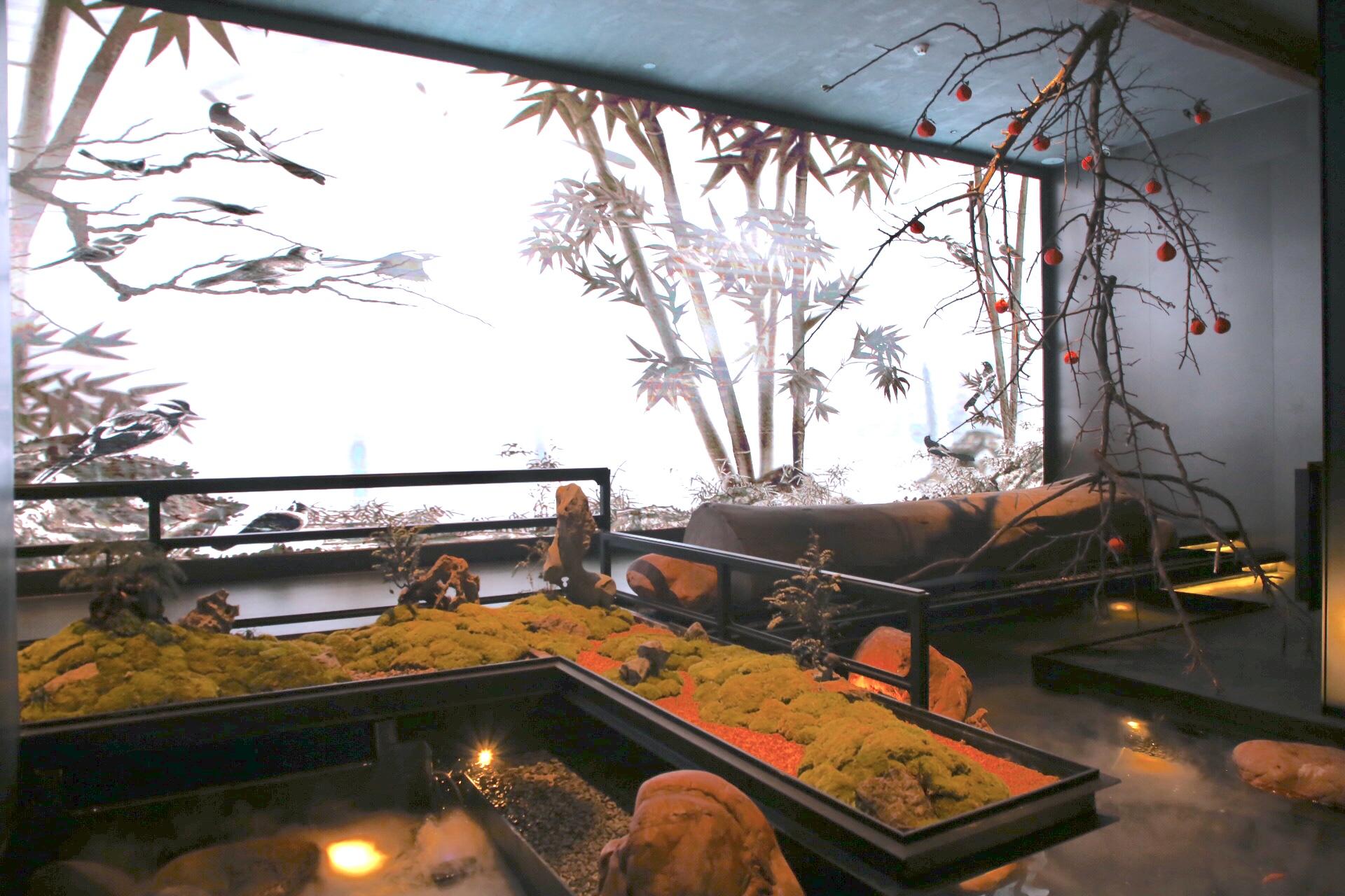 晋阳雅叙——一个可以用餐的艺