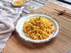 金沙甜玉米粒