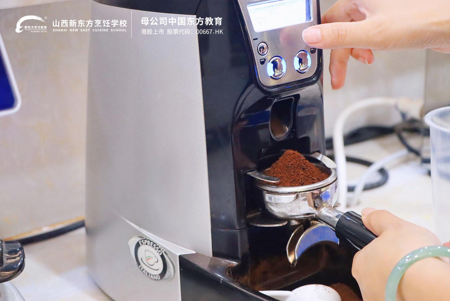学习咖啡技术,工作生活两不误!